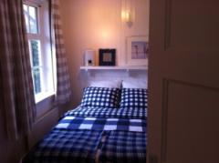 De blauwe appel schilderworkshops Bed en Breakfast 't Klokhuis