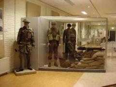 Regimentsverzameling Brigade en Garde Prinses Irene Legermuseum
