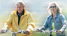 Wandel- en fiets- en kanotochten